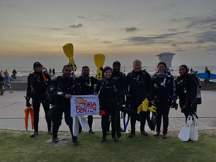 Classes Night Diver, August 2021